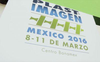 A IMTEC na Plastimagen 2016 – México